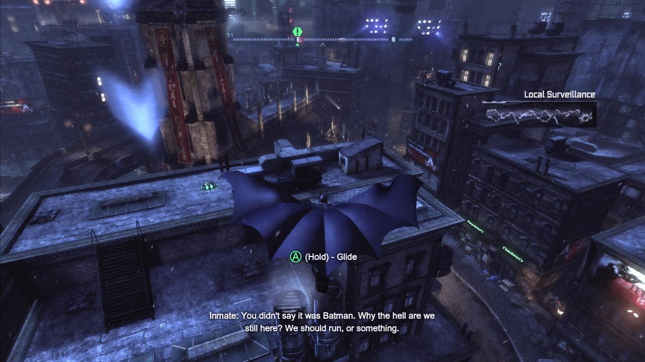 Batman - fotoseriál z Arkham City 53460