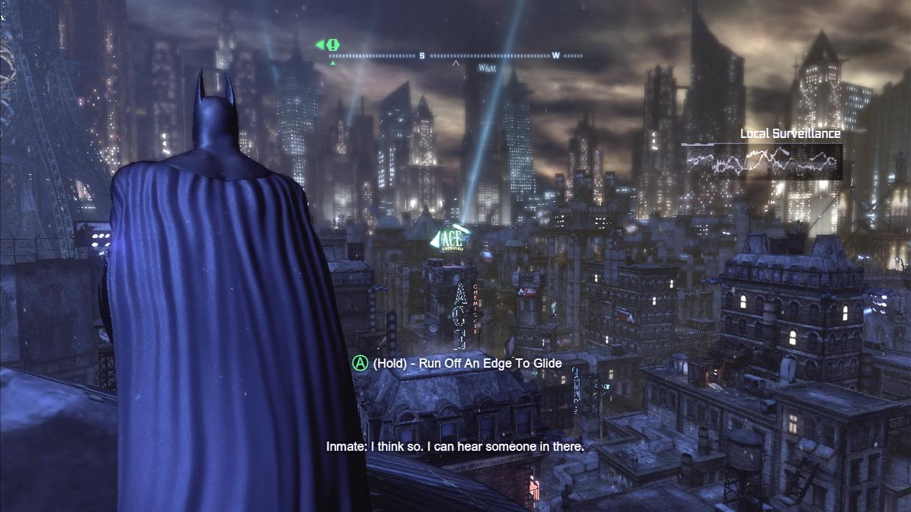 Batman - fotoseriál z Arkham City 53467