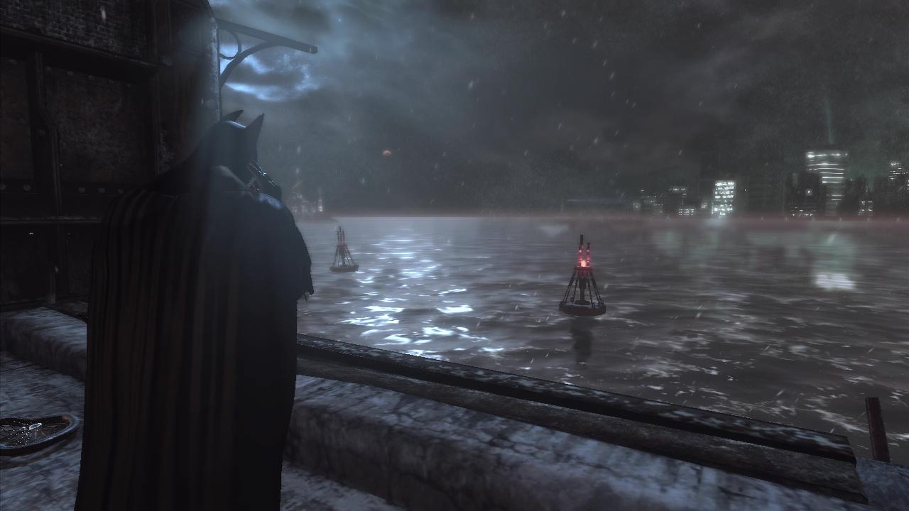Batman - fotoseriál z Arkham City 53470