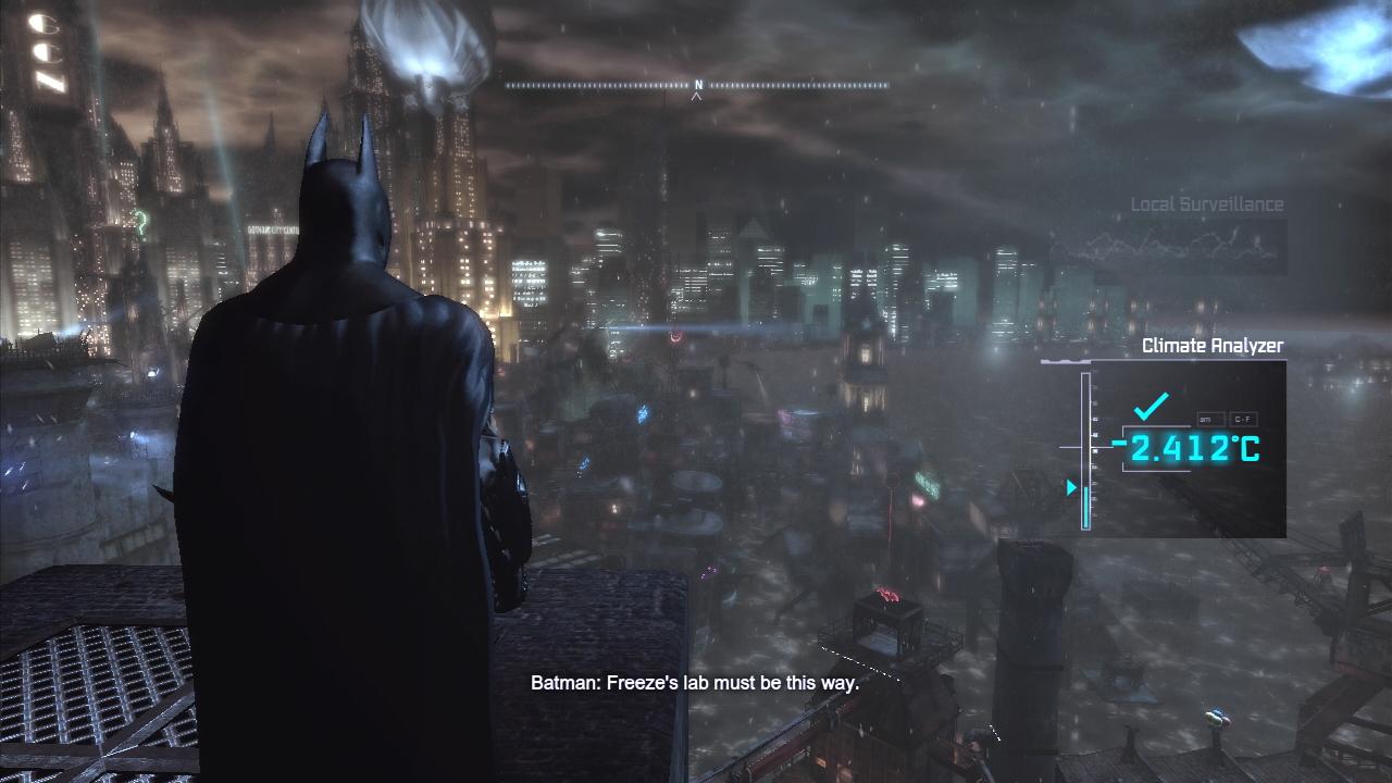 Batman - fotoseriál z Arkham City 53471