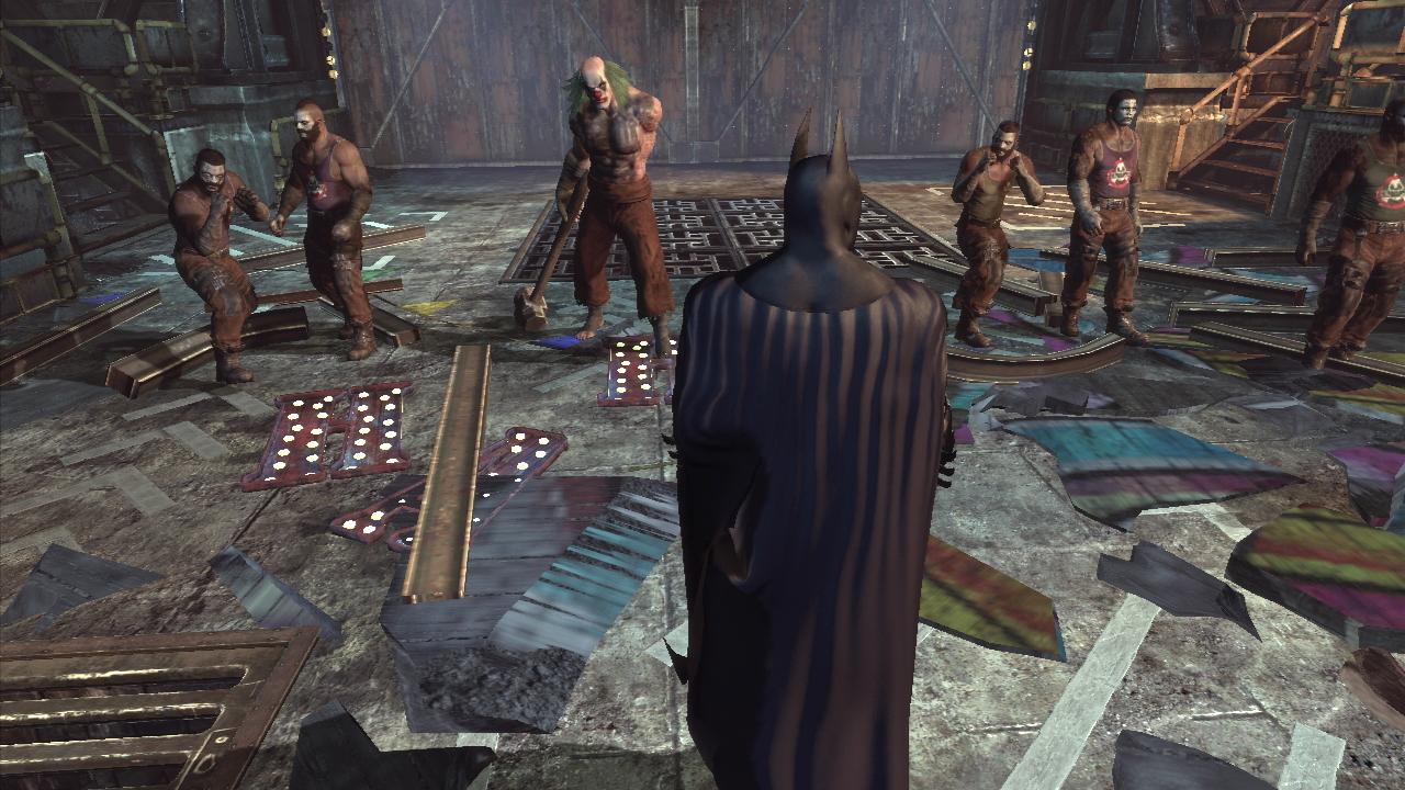 Batman - fotoseriál z Arkham City 53473