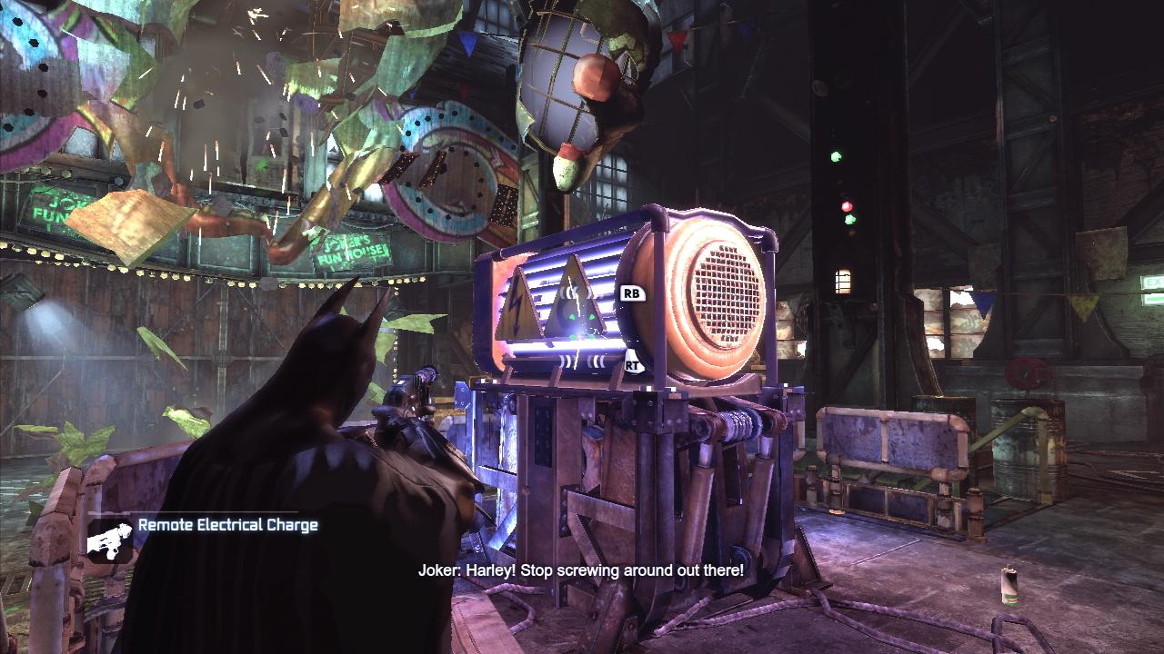 Batman - fotoseriál z Arkham City 53475