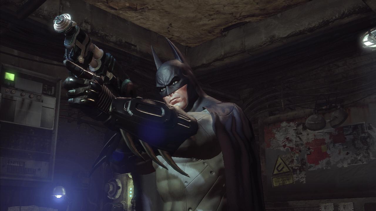 Batman - fotoseriál z Arkham City 53477
