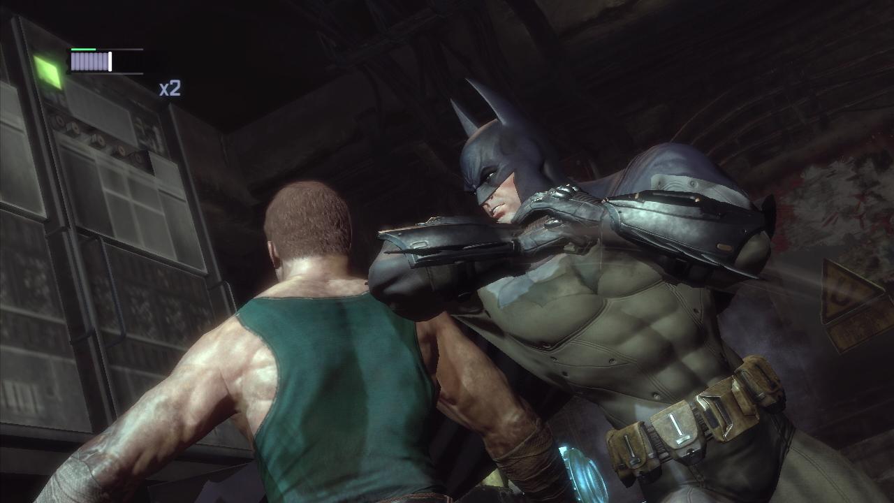 Batman - fotoseriál z Arkham City 53479