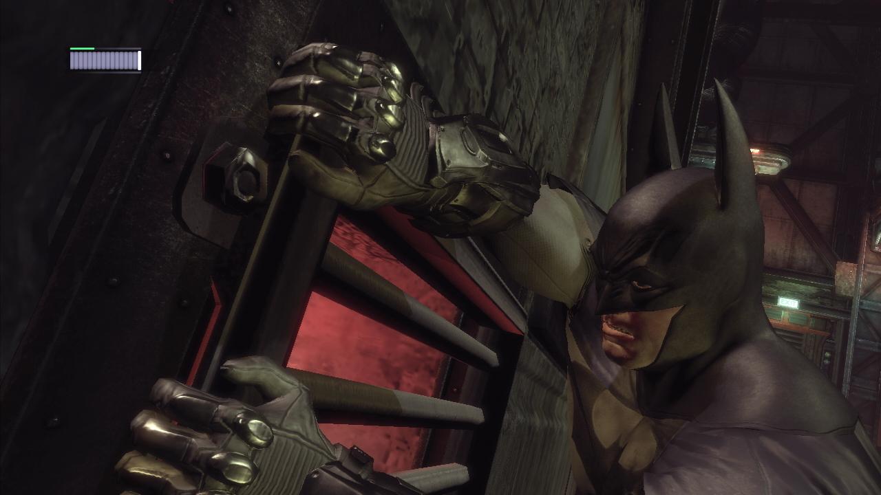 Batman - fotoseriál z Arkham City 53480