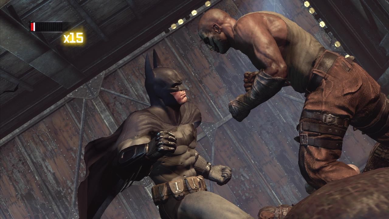 Batman - fotoseriál z Arkham City 53482