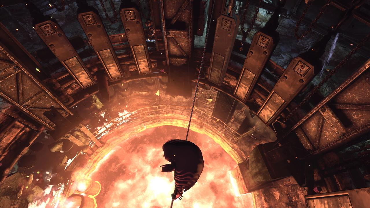 Batman - fotoseriál z Arkham City 53492