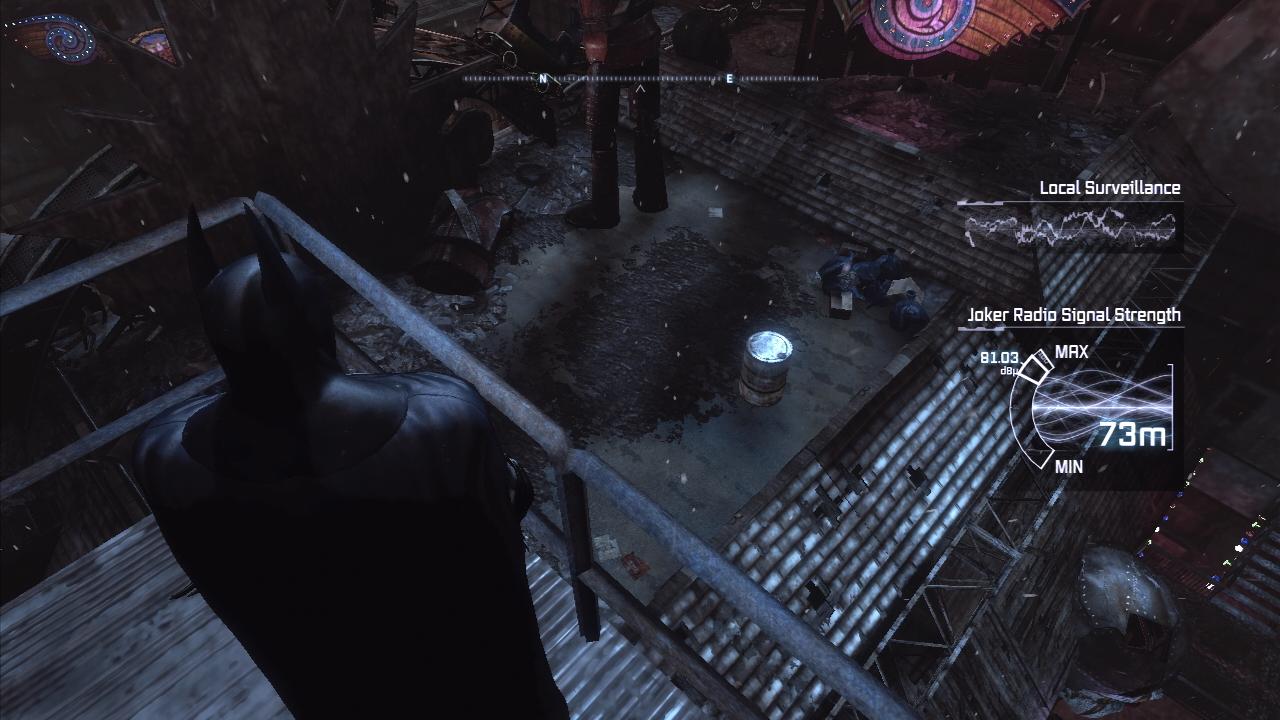 Batman - fotoseriál z Arkham City 53494