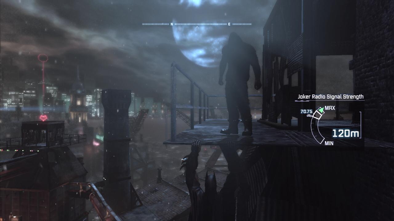 Batman - fotoseriál z Arkham City 53496