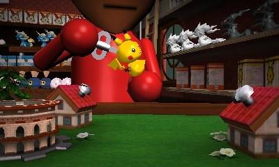 Super Pokémon Rumble – japonská šílenost ve 3D 53557