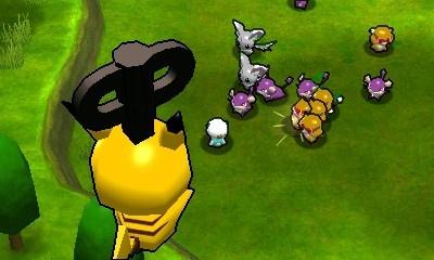 Super Pokémon Rumble – japonská šílenost ve 3D 53558