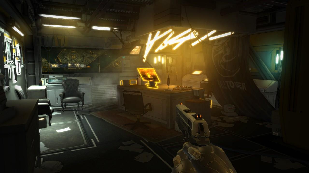Nové obrázky z Deus Ex: Missing Link DLC 53625