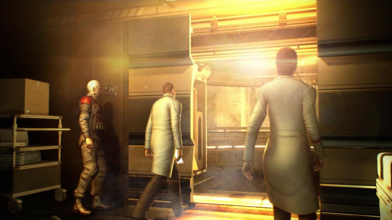 Nové obrázky z Deus Ex: Missing Link DLC 53627