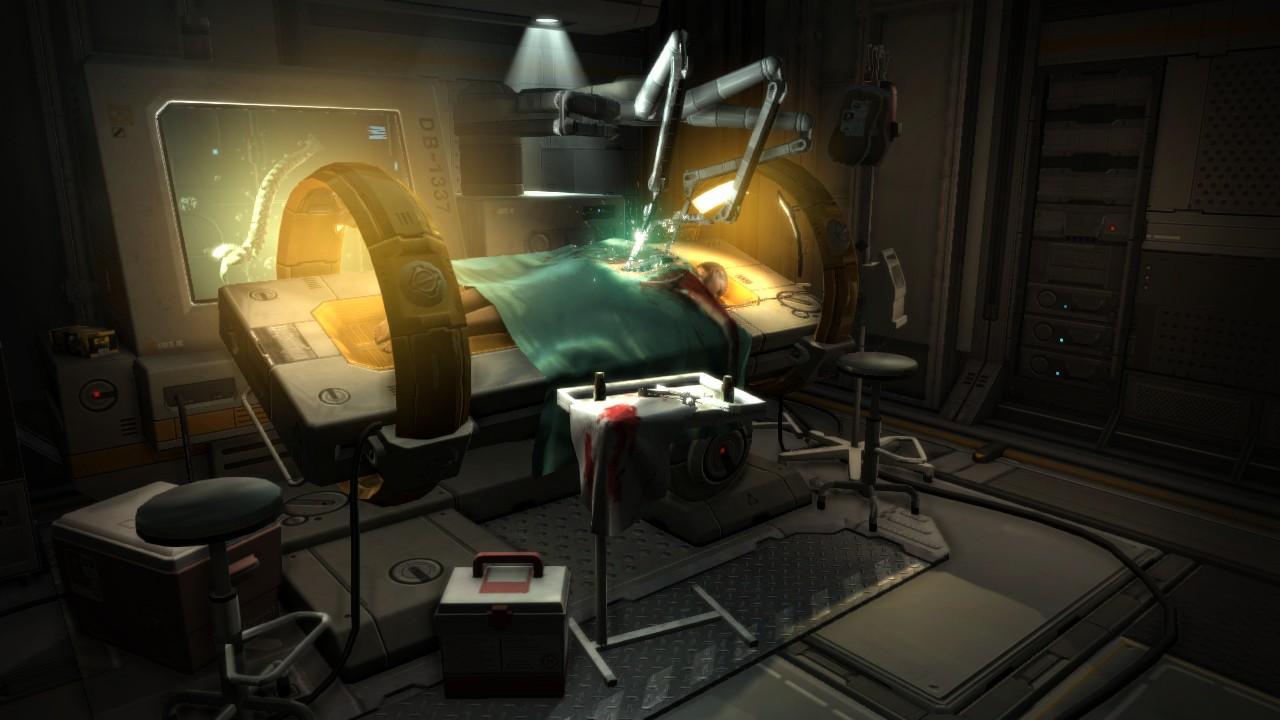 Nové obrázky z Deus Ex: Missing Link DLC 53628
