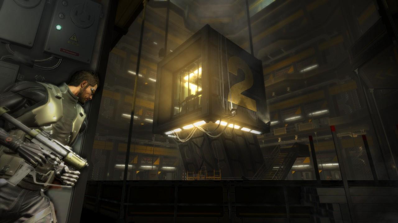 Nové obrázky z Deus Ex: Missing Link DLC 53629