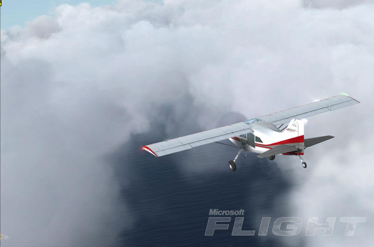 Nové obrázky z Microsoft Flight 53661