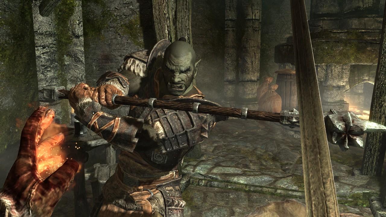 The Elder Scrolls V: Skyrim – putování na draka 53668