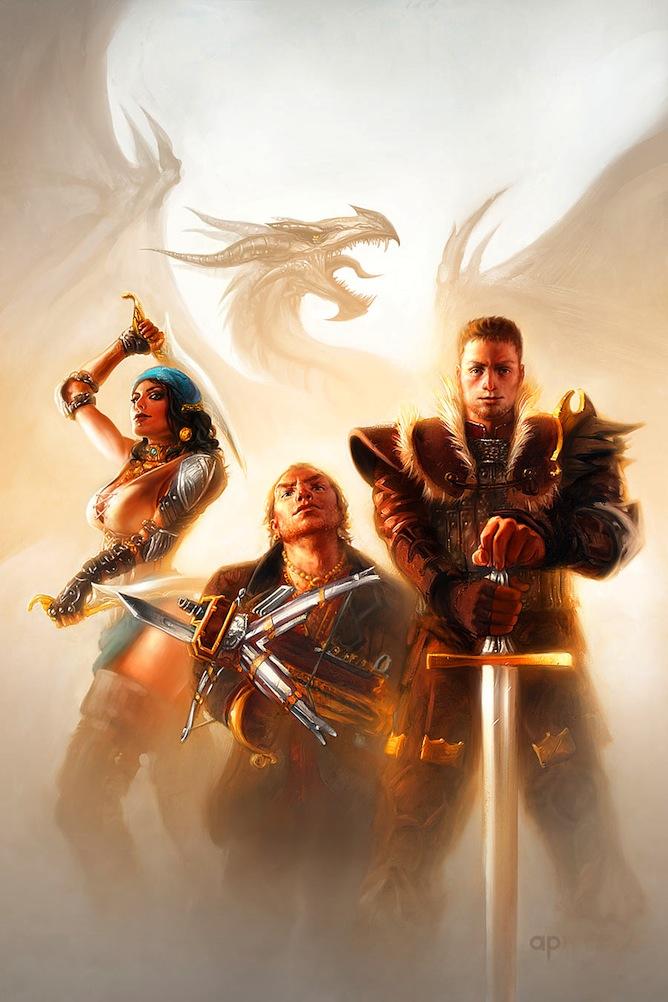 Dragon Age chystá novou komiksovou sérii 53675