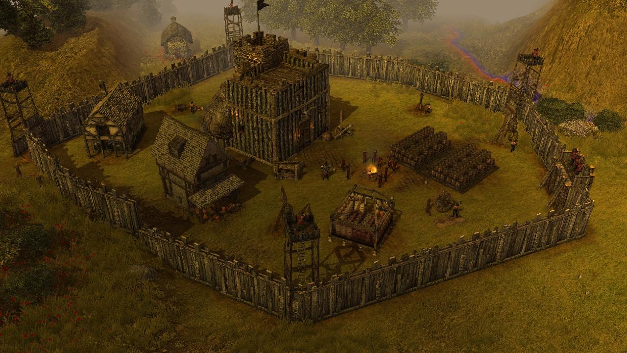 Nové obrázky ze strategie Stronghold 3 53681