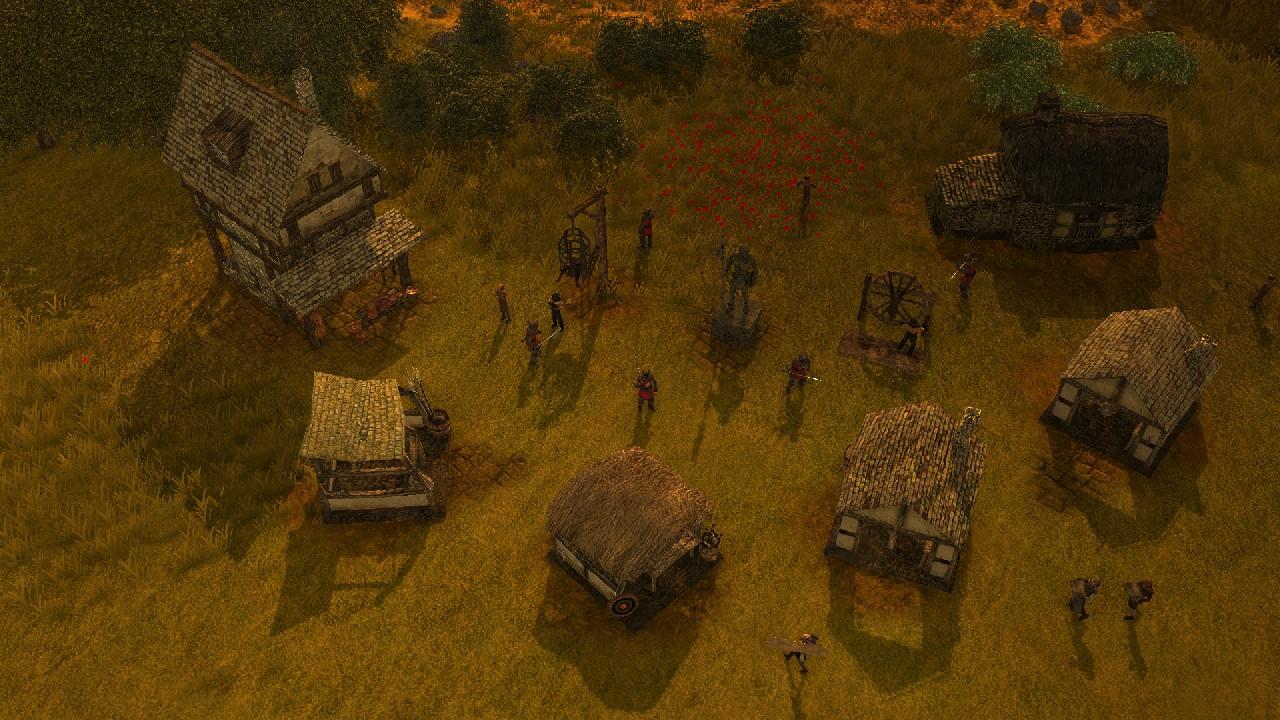 Nové obrázky ze strategie Stronghold 3 53682
