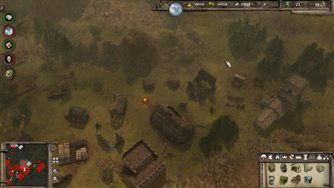 Nové obrázky ze strategie Stronghold 3 53683