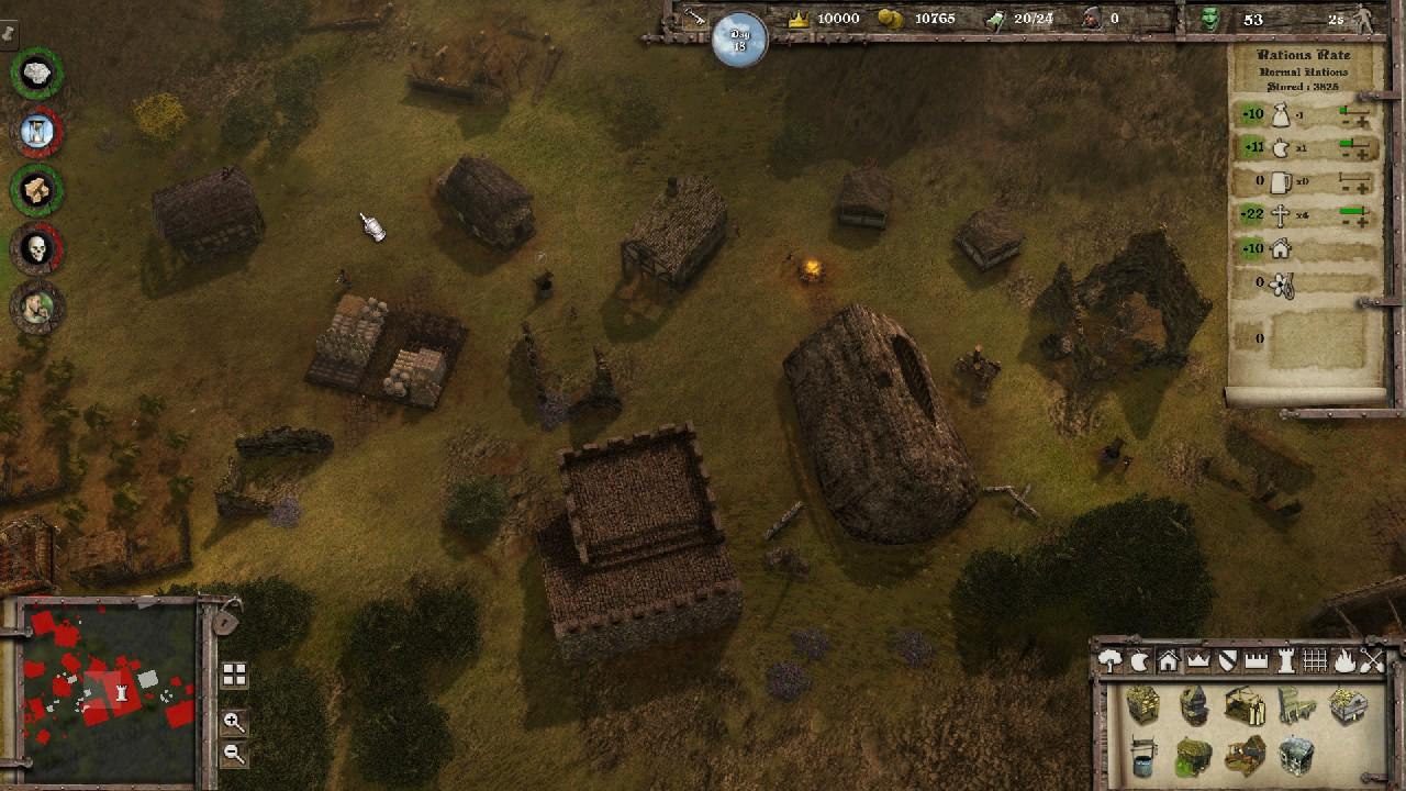Nové obrázky ze strategie Stronghold 3 53684