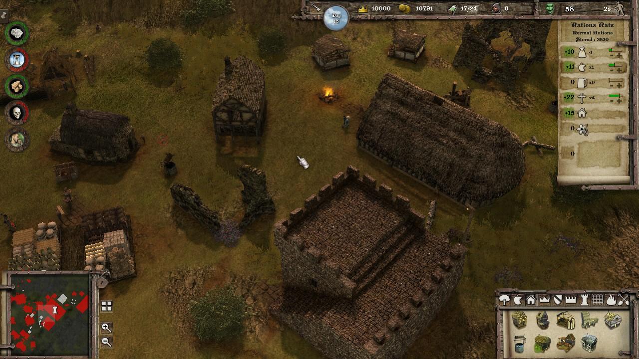 Nové obrázky ze strategie Stronghold 3 53685