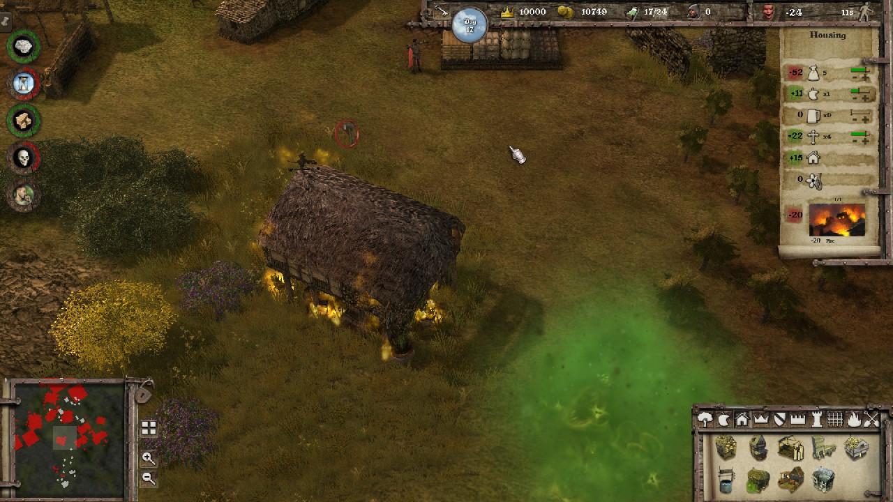 Nové obrázky ze strategie Stronghold 3 53686