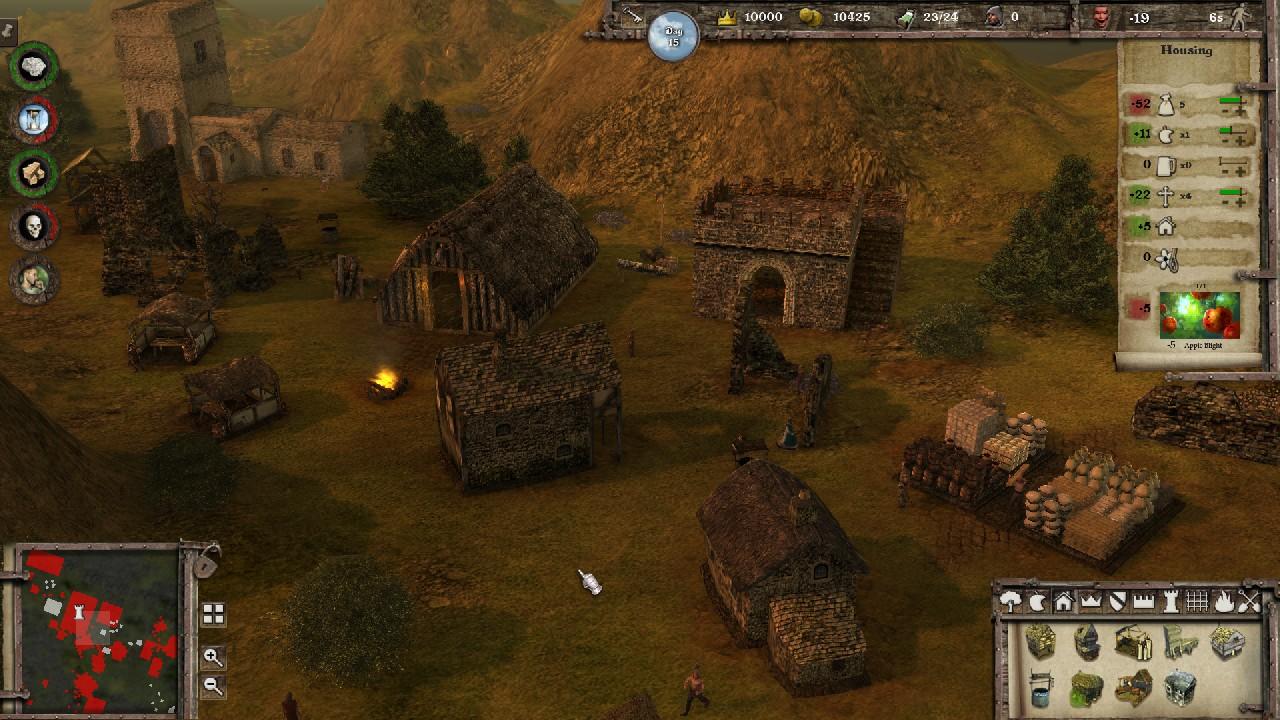Nové obrázky ze strategie Stronghold 3 53687