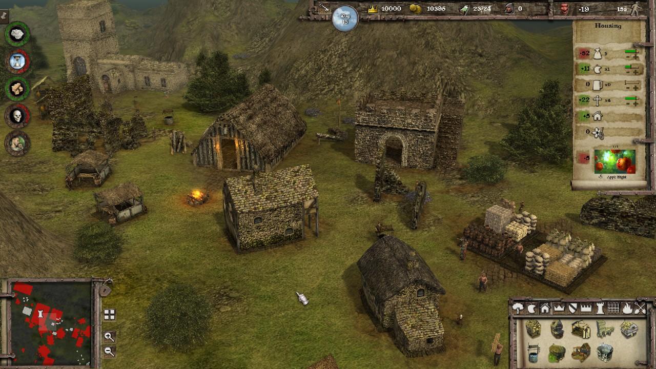 Nové obrázky ze strategie Stronghold 3 53688