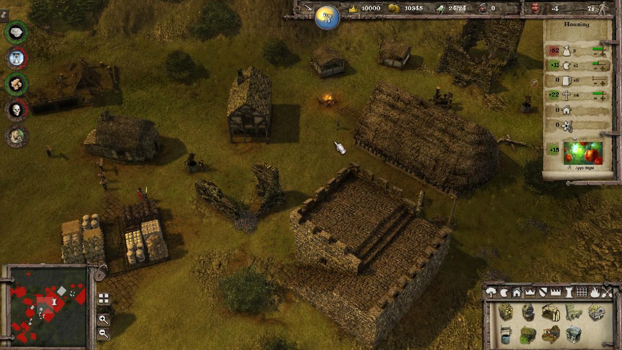 Nové obrázky ze strategie Stronghold 3 53689