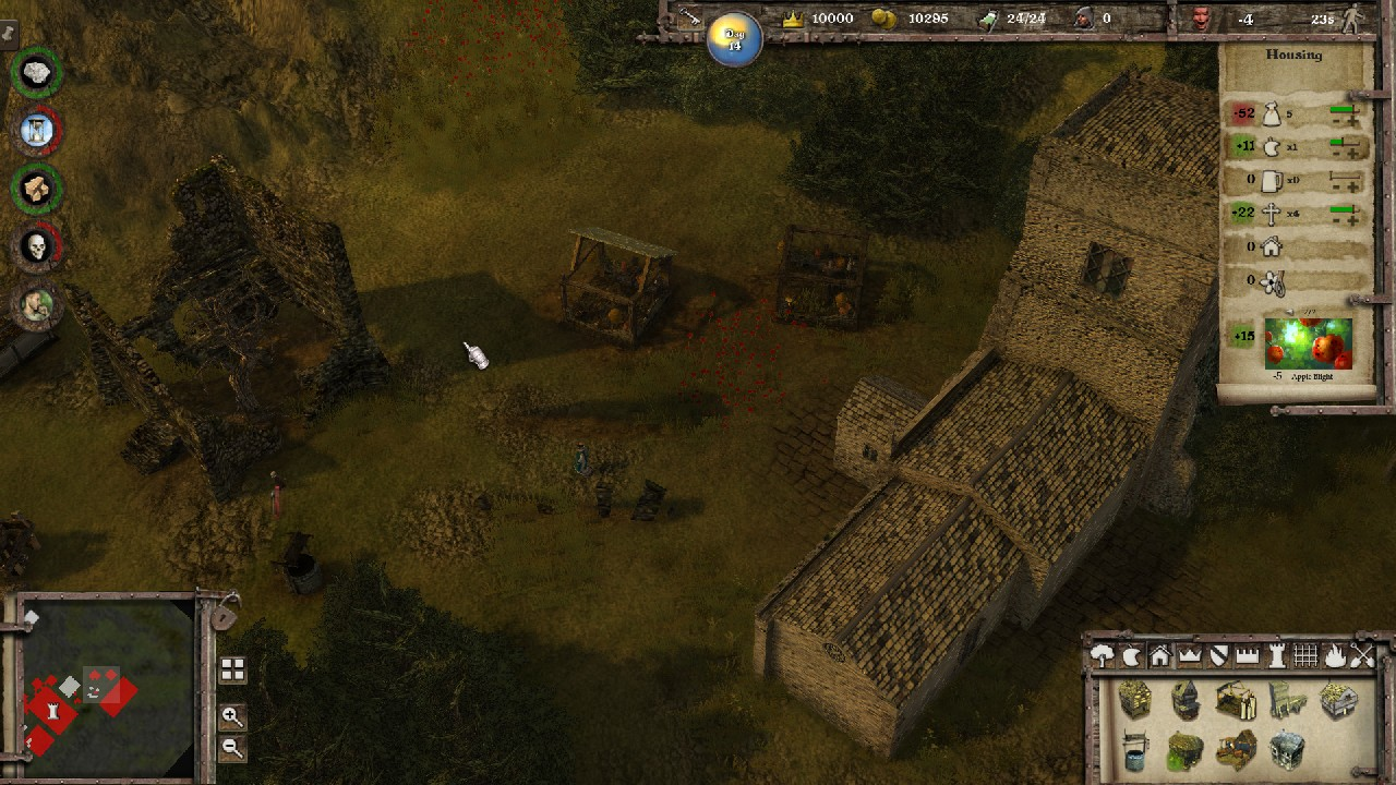 Nové obrázky ze strategie Stronghold 3 53690