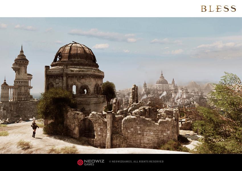 Oznámeno první MMORPG na Unreal Enginu 3 53700