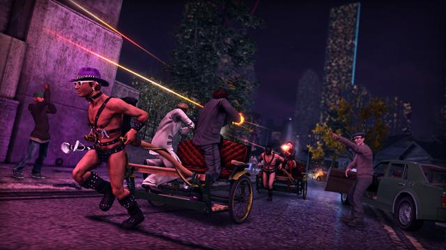 Obrázky ze Saints Row: The Third 53705
