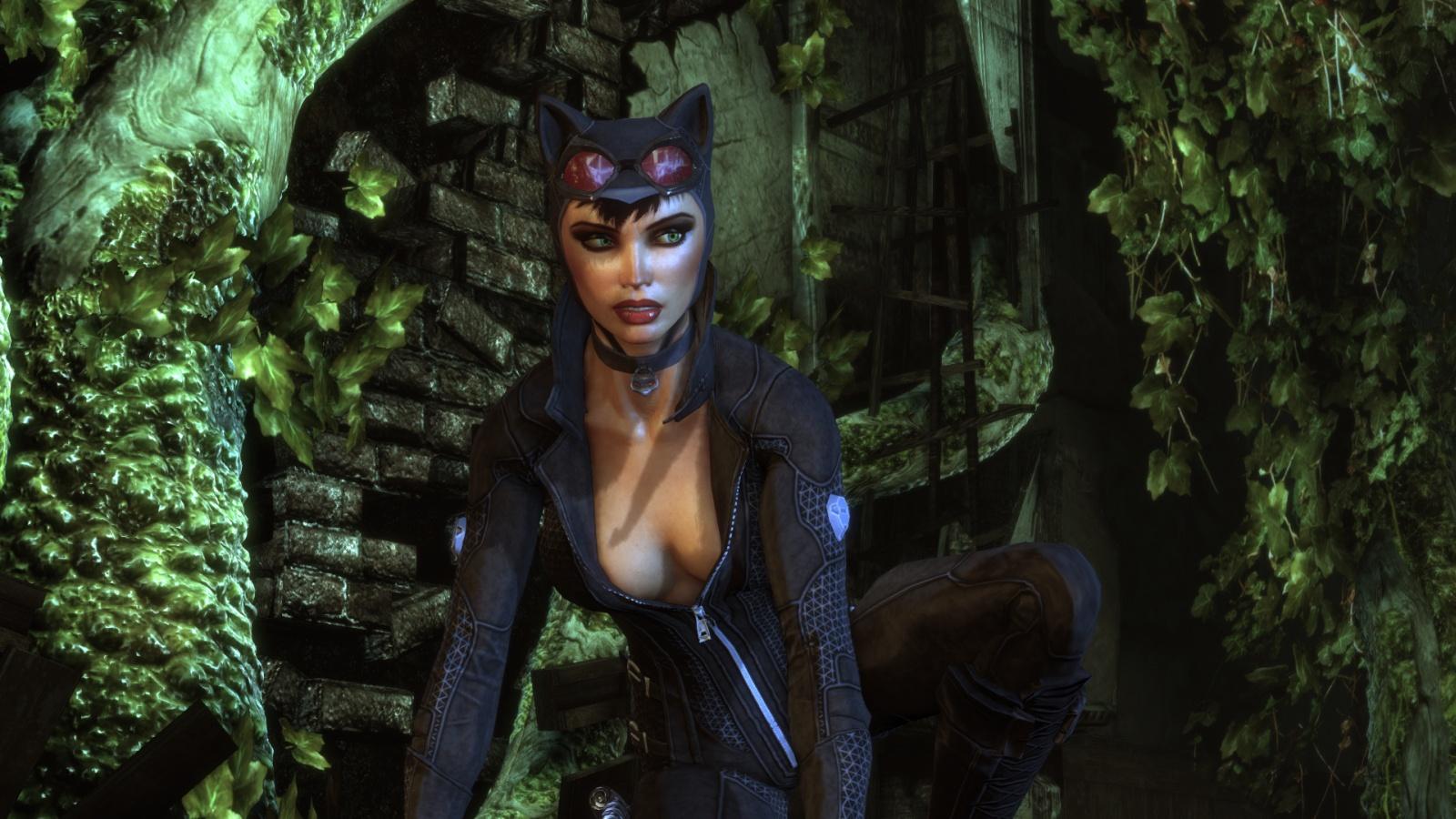 Arkham City na videu ukazuje krásy PC verze 53744