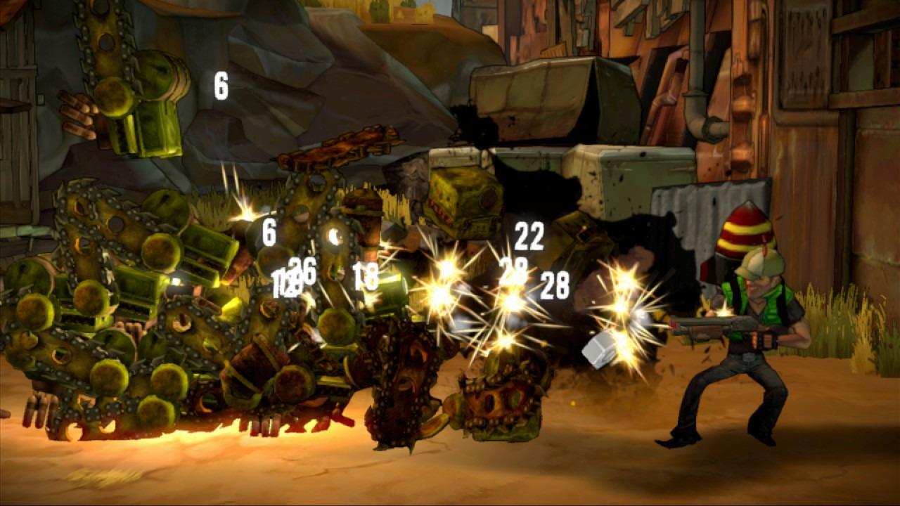 Shoot Many Robots – zastřel, co můžeš 53774