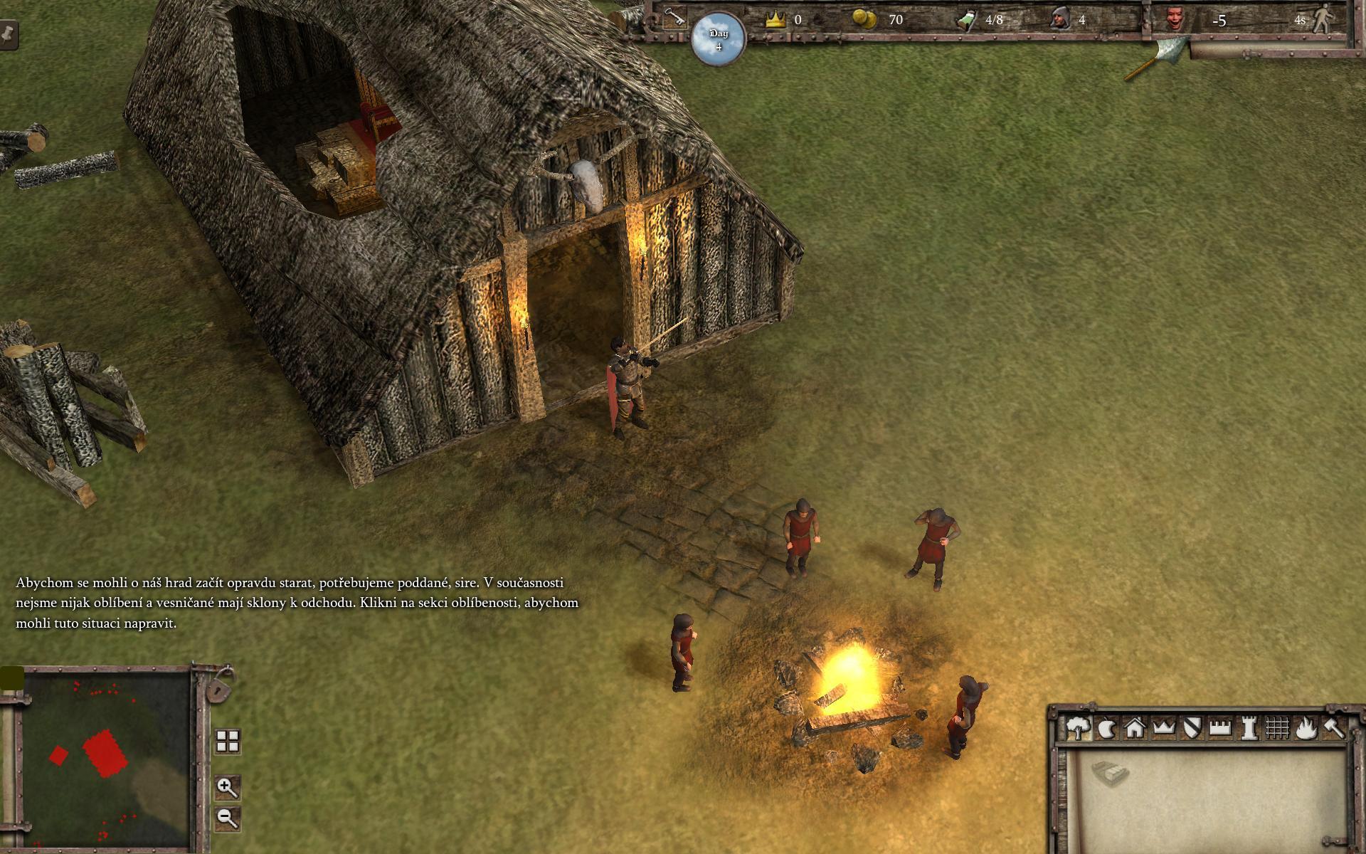 Stronghold 3 v CZ verzi s bonusovým DLC 53782