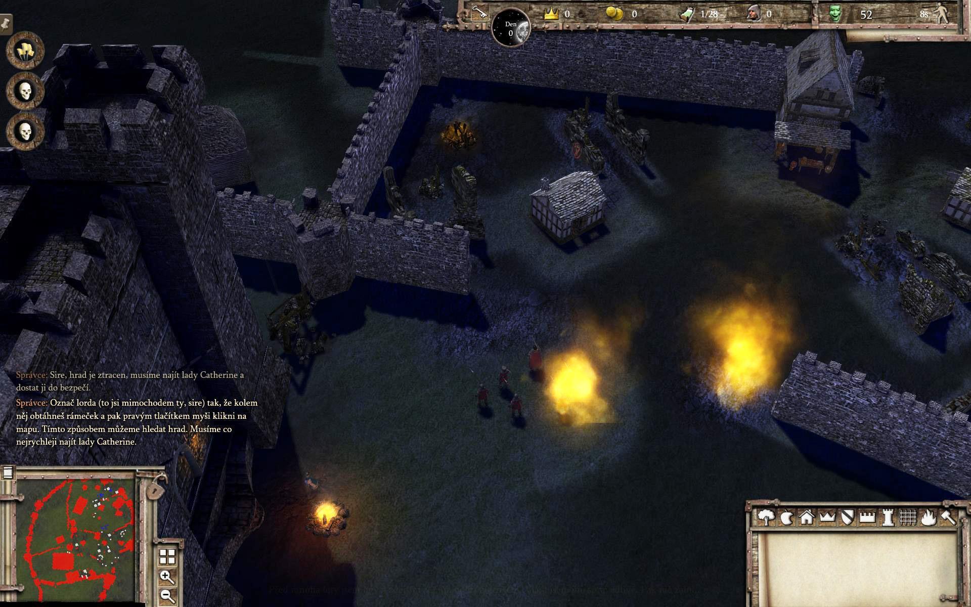 Stronghold 3 v CZ verzi s bonusovým DLC 53784