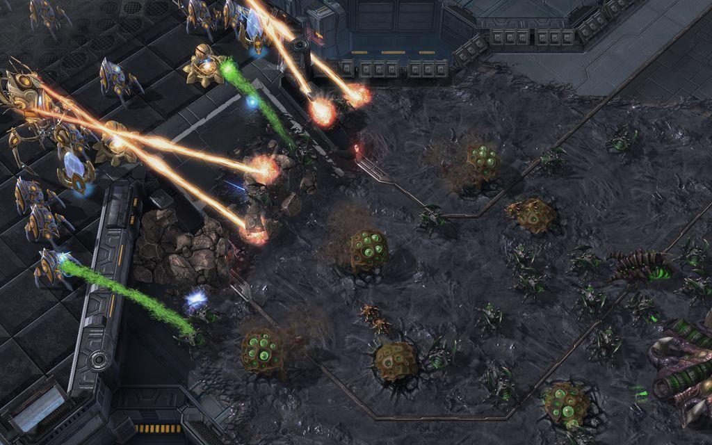 Odhaleny jednotky StarCraft 2: Heart of the Swarm 53844