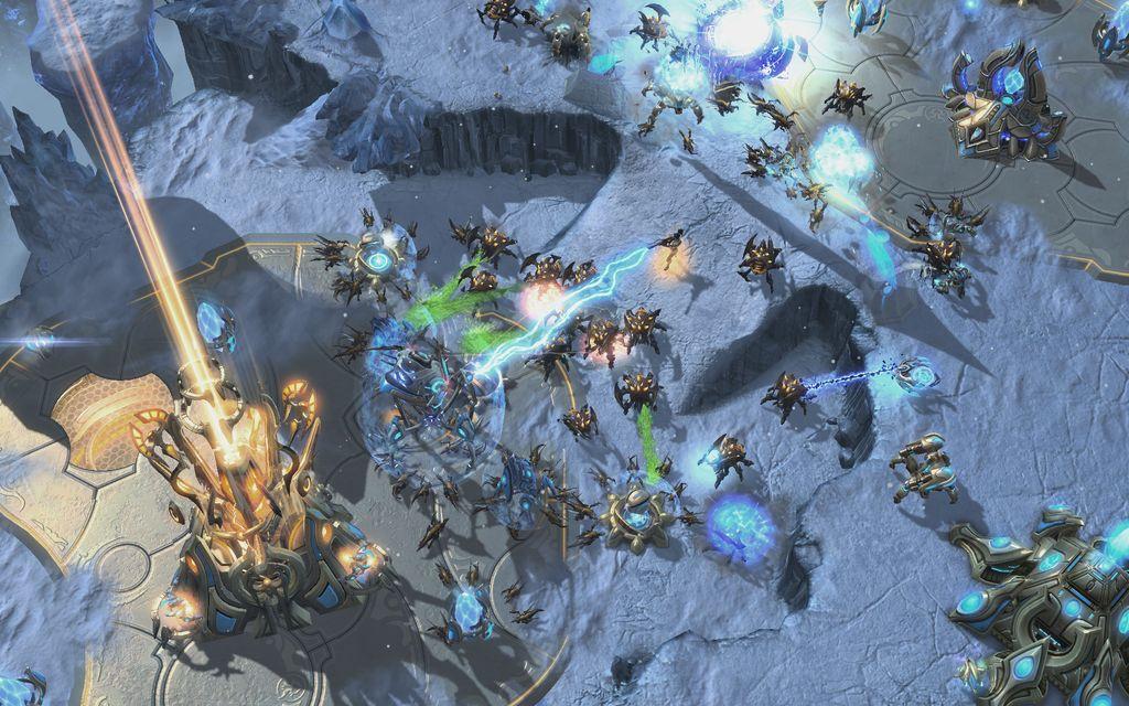 Odhaleny jednotky StarCraft 2: Heart of the Swarm 53859