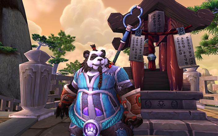Oznámen datadisk WoW: Mists of Pandaria 53946