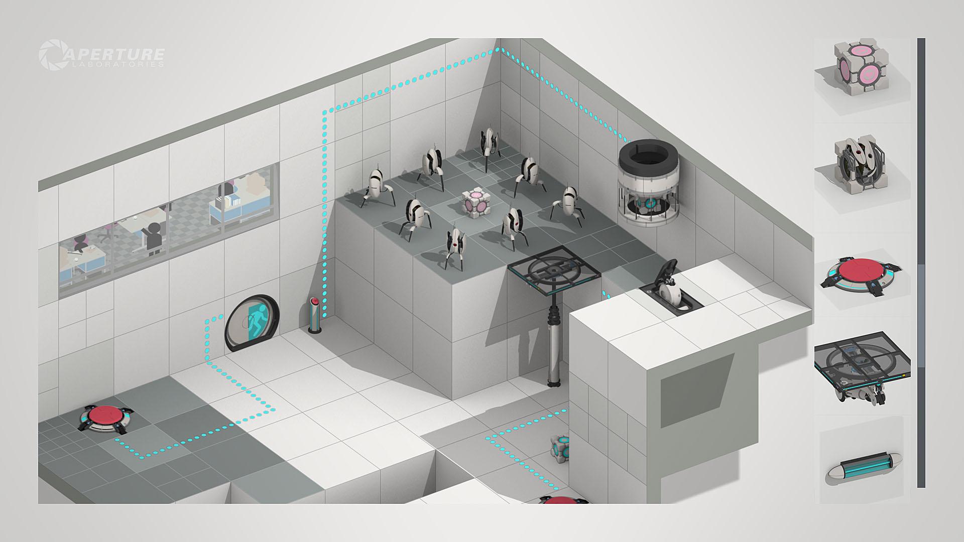 Portal 2 se dočká editoru map 53968
