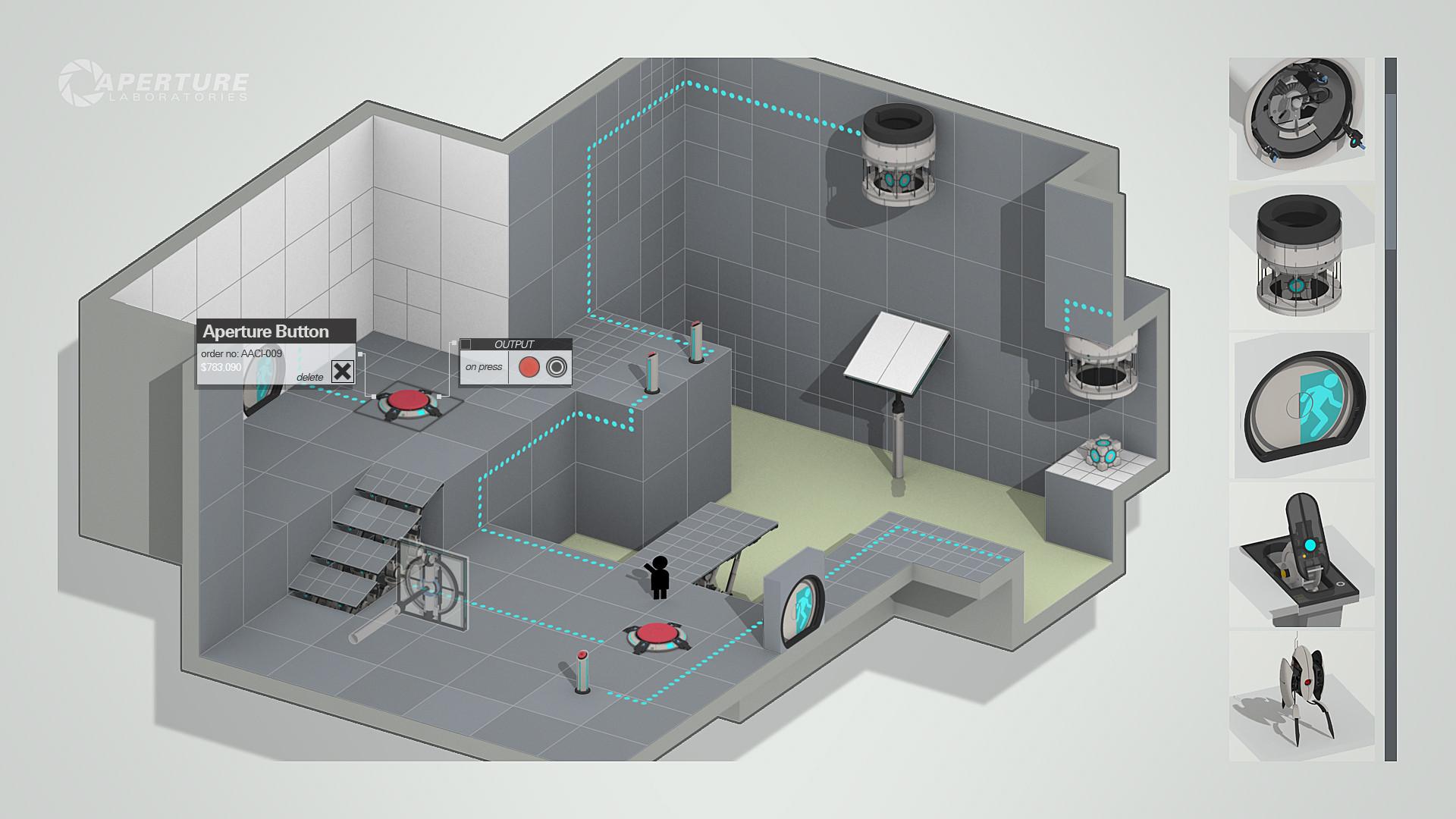 Portal 2 se dočká editoru map 53969