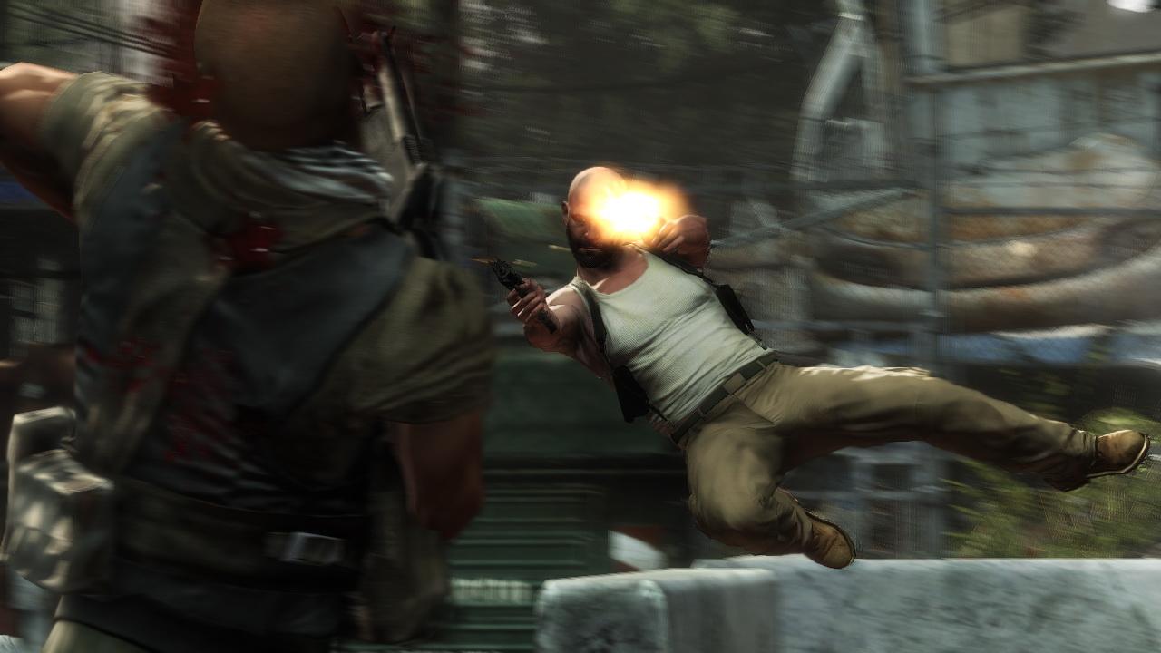 Nové obrázky z Max Payne 3 53972