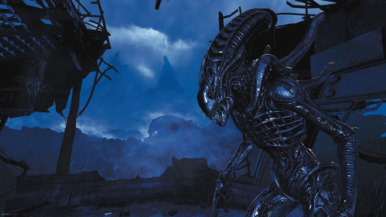 Nové obrázky z Aliens: Colonial Marines 53976
