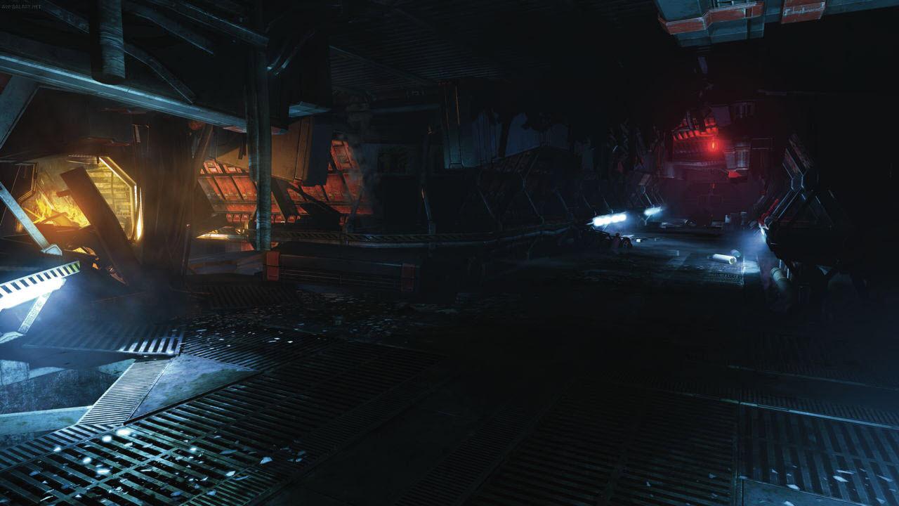 Nové obrázky z Aliens: Colonial Marines 53981