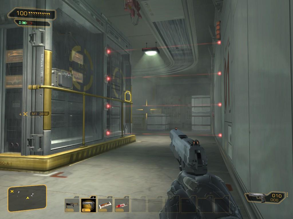 Deus Ex: Human Revolution - The Missing Link 53985