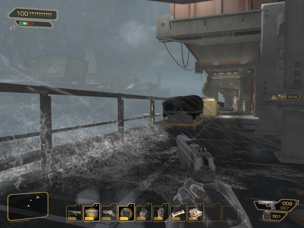 Deus Ex: Human Revolution - The Missing Link 53988