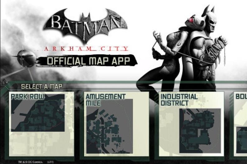 Batman: Arkham City odhaluje oficiální požadavky 54020