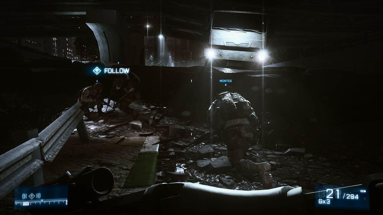Battlefield 3 drtí světové recenze 54070